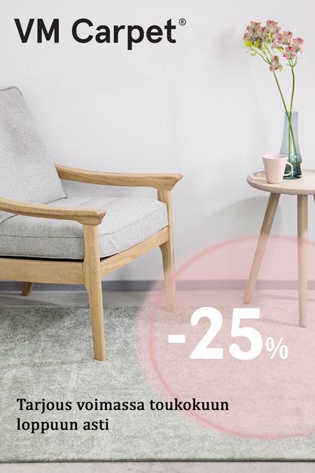 VM Carpetin matot -25%