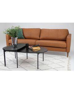 Kotimainen Helsinki Lux sohva 3-ist, eri värejä