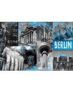 Kanvastaulu 80 x 120 x 4 cm Berlin