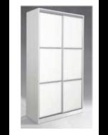 Niemi Capo-liukuovikaappi 100 x 220 x 62 cm