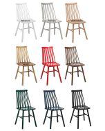 Hans K ZigZag tuoli, eri värejä