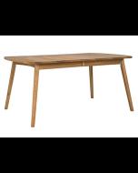 HansK Rainbow-ruokapöytä 142(48) x 90 cm tammi