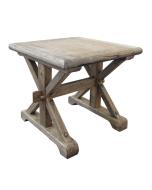 Provence vintage -sivupöytä