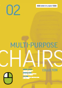 Q-Furnisher multipurpose chairs -kuvasto