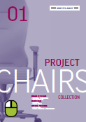 Q-Furnisher Project Chair Collection -kuvasto